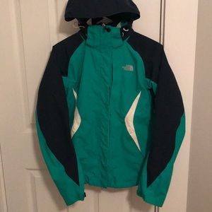 The North Face 3 in 1 Boundary Triclimate Jacket